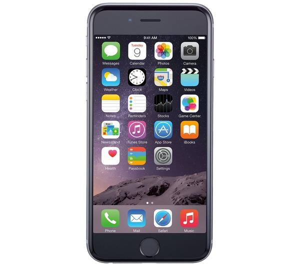 APPLE iPhone 6 - 64 Go - Gris sidéral - reconditionné