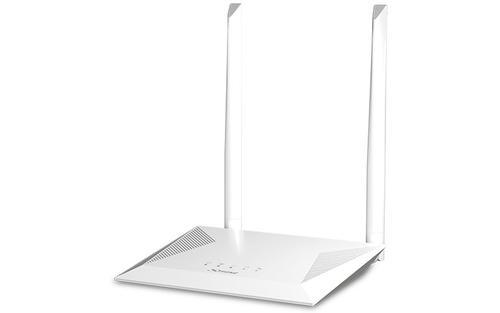 Wi-Fi Router 300 routeur sans fil Monobande (2,4 GHz) Fast Ethernet Blanc