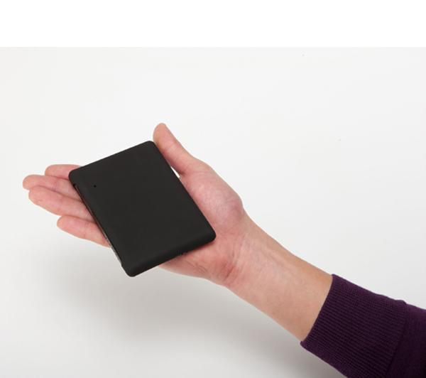 Mobile Drive XXS 3.0 - 1 Tb - Zwart - Draagbare externe harde schijven