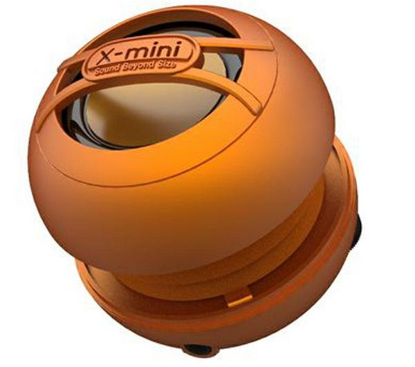 X-mini uno luidspreker - oranje
