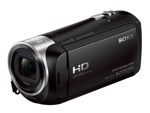 HDRCX405 9,2 MP CMOS Caméscope portatif Noir Full HD