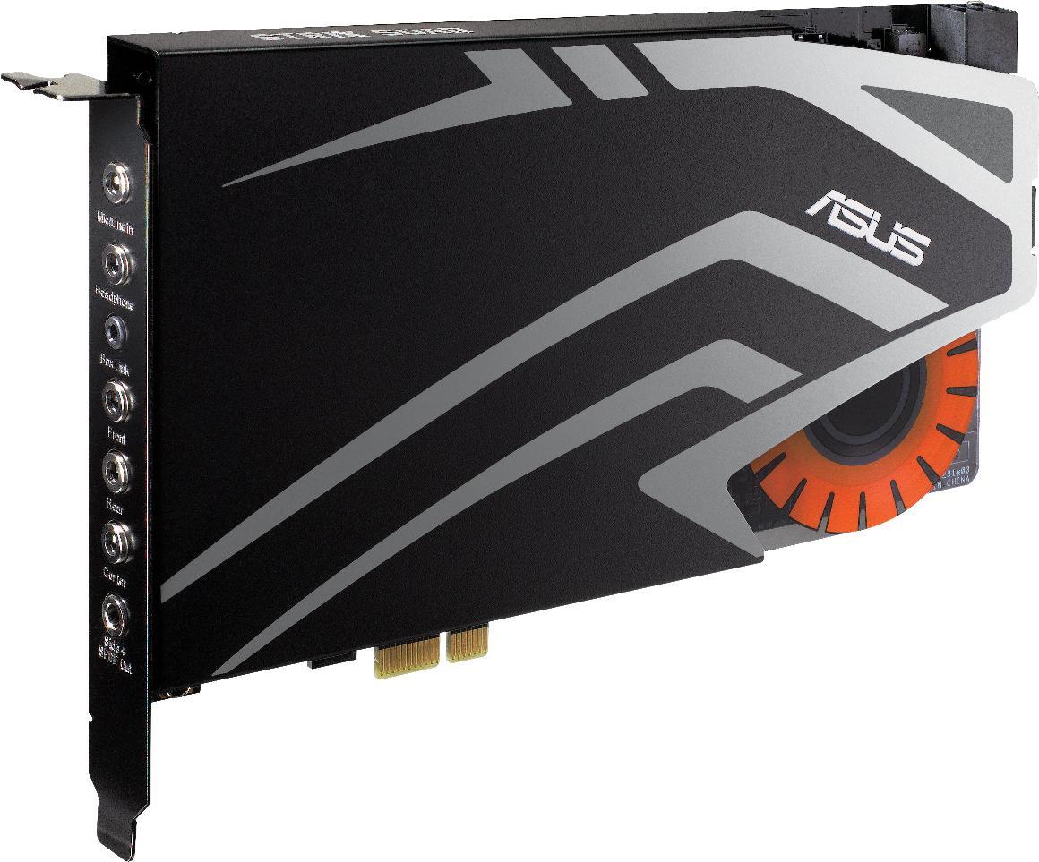 STRIX RAID PRO Interne 7.1 canaux PCI-E