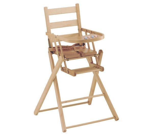 Chaise Extra Pliante Naturelle
