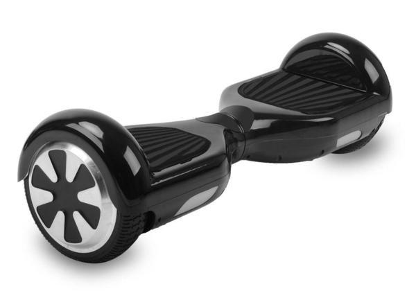 Hoverboard - noir
