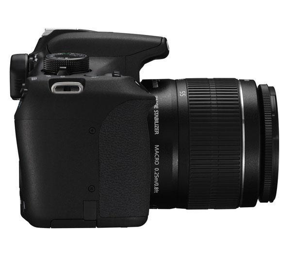 EOS 1200D - Digitale fotocamera + Canonlens EF-S 18-55mm f/3,5 - 5,6 IS II