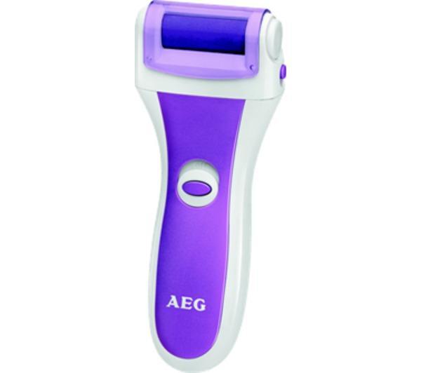 Appareil de pédicure anti-callosités PHE 5642 blanc-violet
