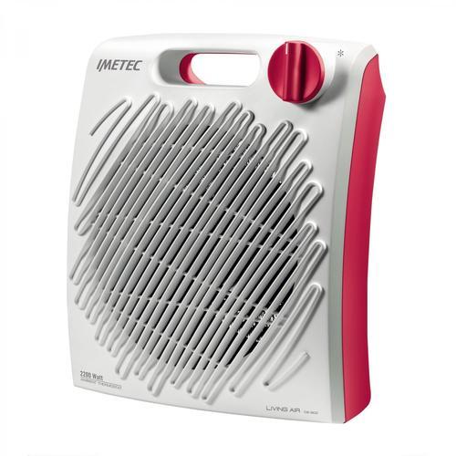 C2-200 4014 appareil de chauffage Fan electric space heater Intérieur Rouge, Blanc 2200 W
