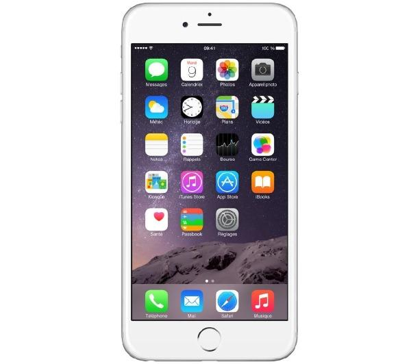 APPLE iPhone 6s Silver - 64 Go