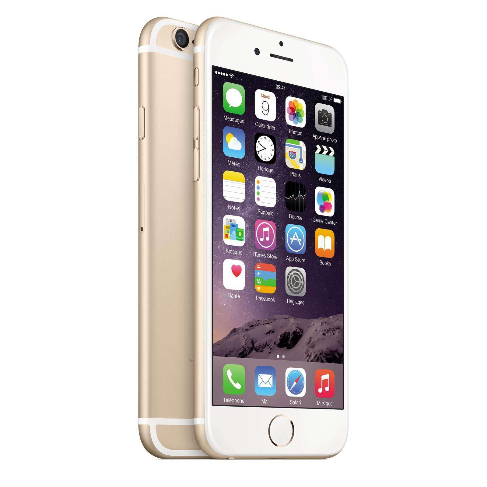 APPLE Grado A + iphone 6 16G Oro