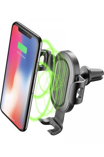 Handy Wing Active Wireless Voiture Support actif Noir