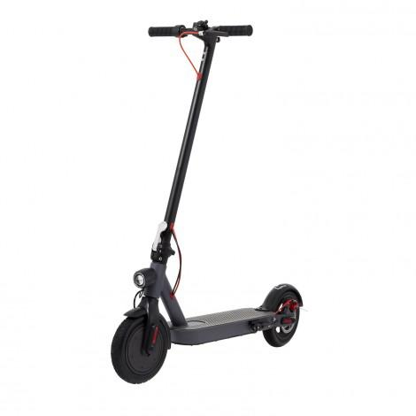 MOVERACE Scooter MS9 XFORCE - Trottinette électrique / Black Noir + 1 Chargeur