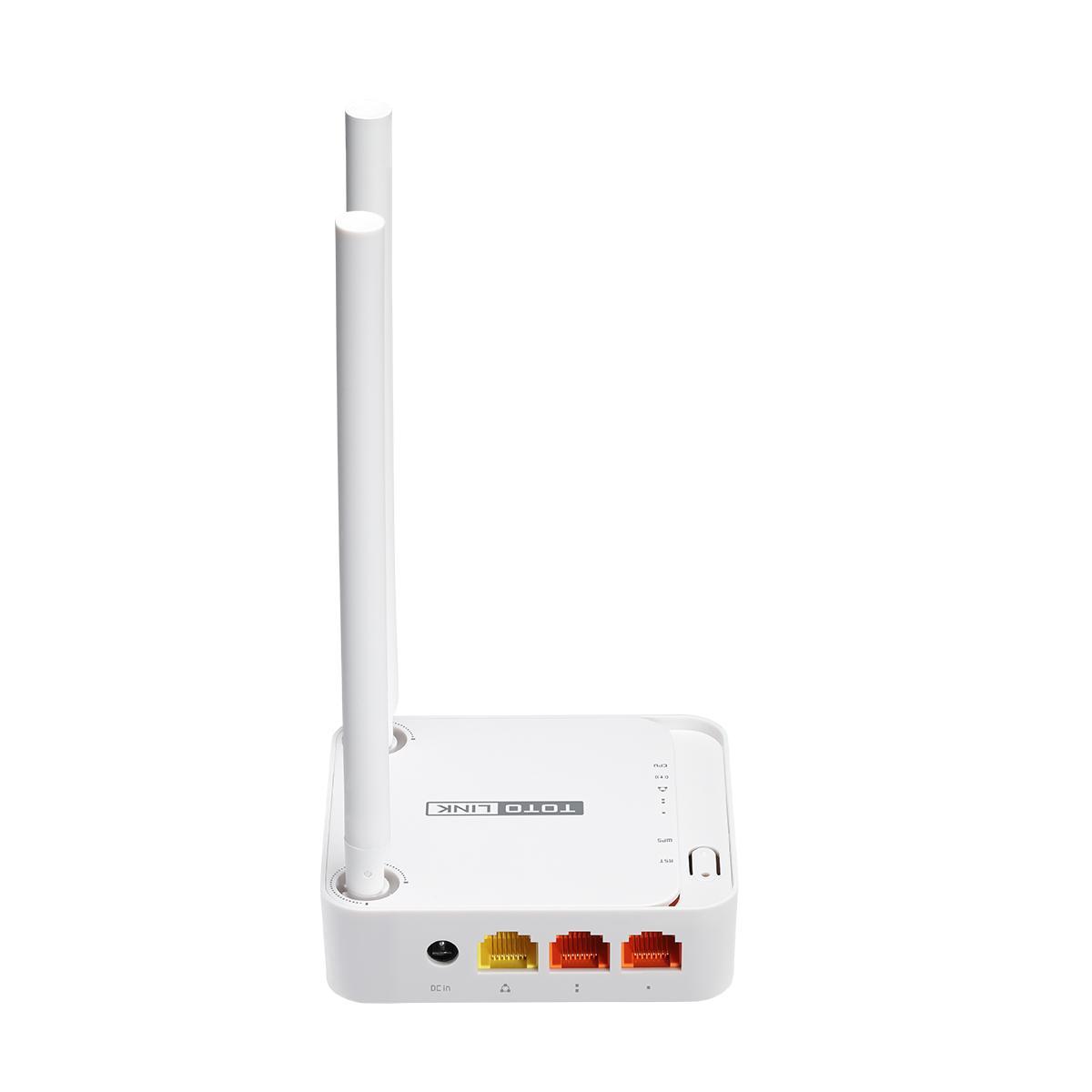 N200RE-V3 routeur sans fil Monobande (2,4 GHz) Fast Ethernet Blanc