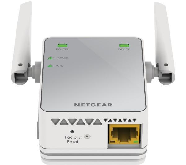 EX2700-100PES Network repeater Blanc prolongateur réseau