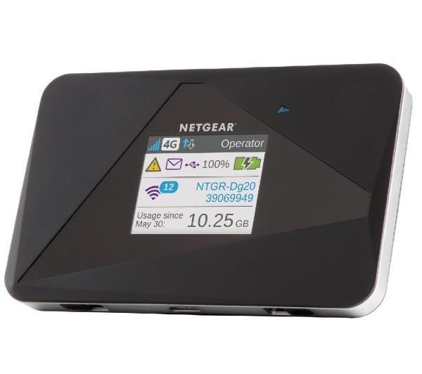 AC785-100EUS Wifi Noir équipement réseaux sans fil 3G UMTS