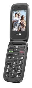 Téléphone GSM DORO PHONEEASY 612 NOIR