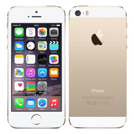APPLE Grade A+ iPhone 5S 16 Go Or