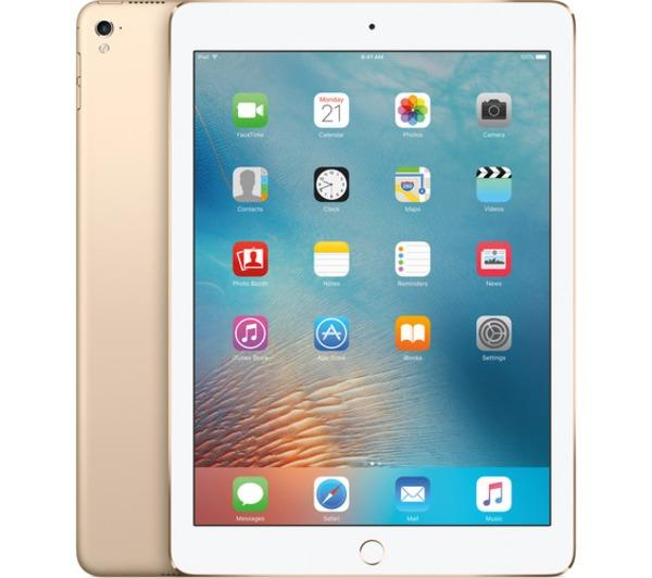 "iPad Pro 9.7"" 32GB WiFi Goud MLMQ2"