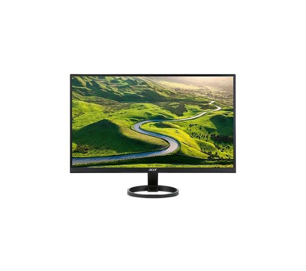 Ecran 21.5' LED - R221Qbmid 1920 x 1080 pixels - 4 ms (gris ŕ gris) - Format large 16/9 - Dalle IPS - HDMI - Noir