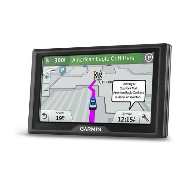 """Drive 61 LMT-S navigateur 15,5 cm (6.1"""") Écran tactile TFT Fixé Noir 241 g"""