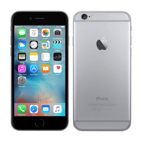 APPLE Grade A+ iPhone 6s Plus 128Go Gris Sidéral
