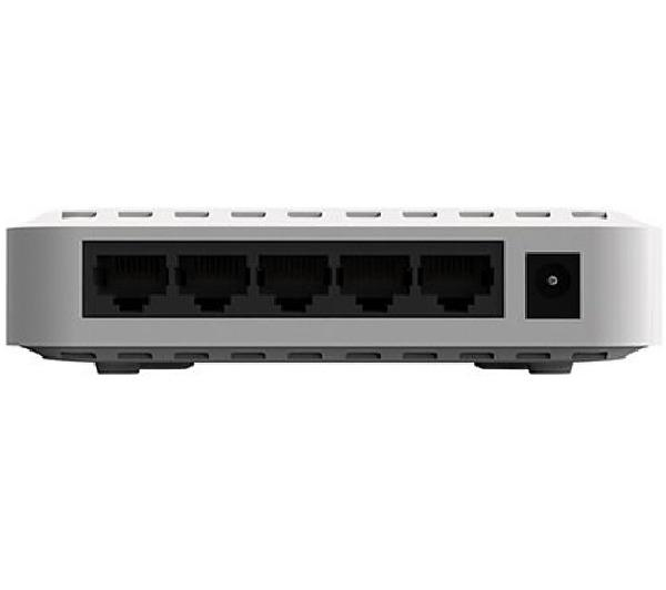 GS605V4-400PES - Switch Ethernet Gigabit 5 ports 10/100/1000