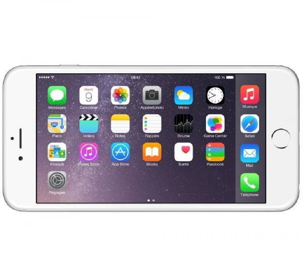 iphones apple iphone 6 16 go 4g argent pixmania. Black Bedroom Furniture Sets. Home Design Ideas