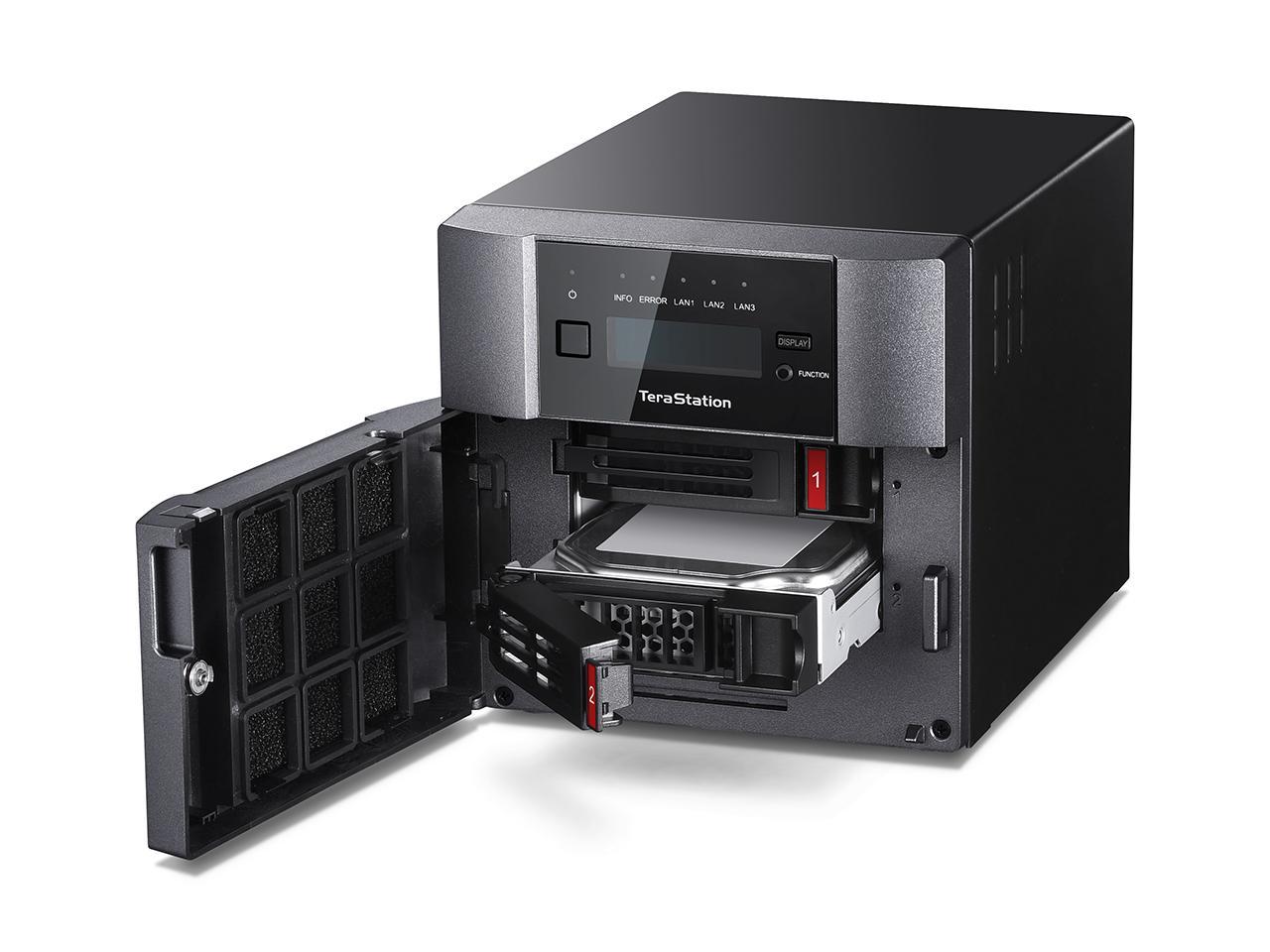 TeraStation 5210DN -...