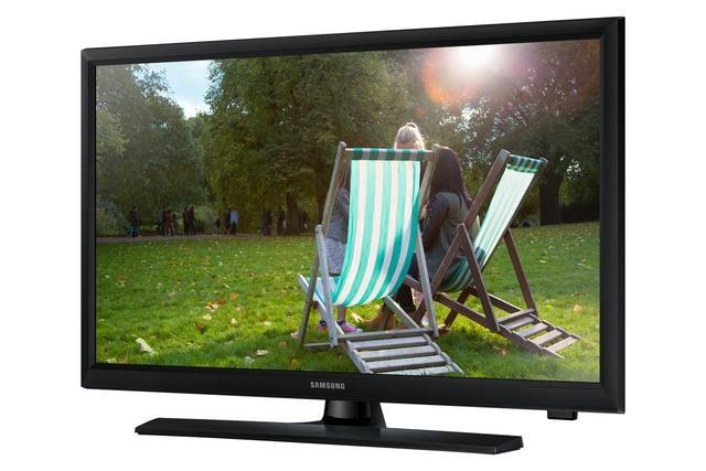 Écran TE310 Series - LED avec tuner TV - 23' - 1366 x 768 - VA - 250 cd/m2 - 8 ms - 2xHDMI - haut-parleurs - noir
