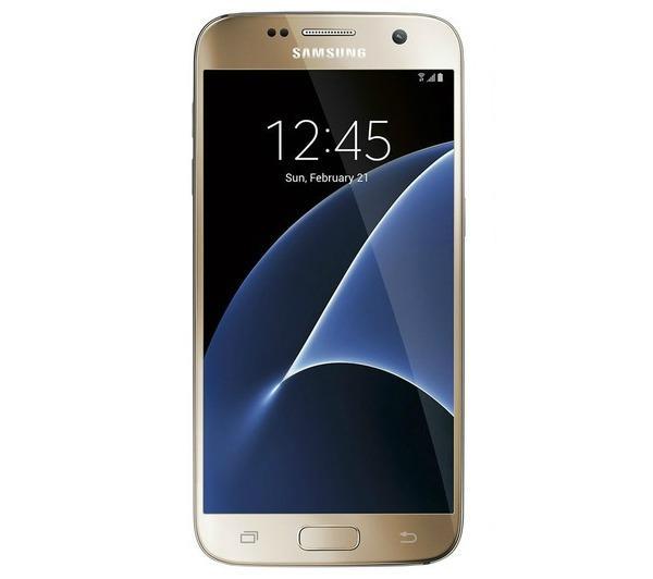 Galaxy S7 SM-G930F - Or - 32 Go - 4G - Smartphone