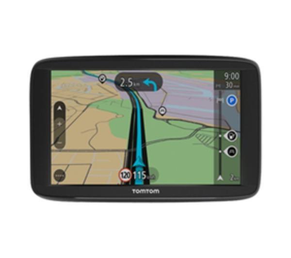 Start 62 Europe (1AA6.002.00) - GPS