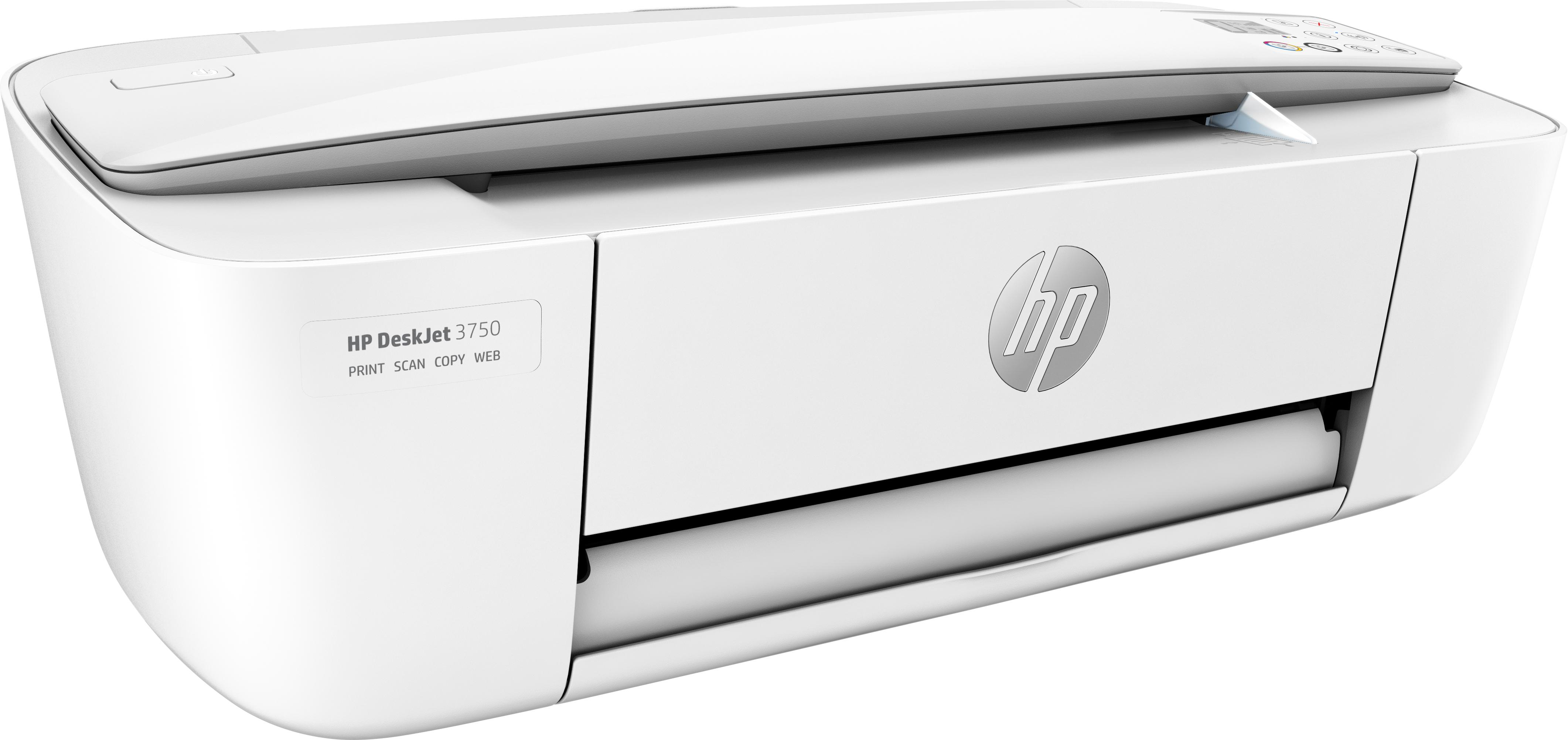 DeskJet 3750 A jet d'encre thermique 19 ppm 1200 x 1200 DPI A4 Wifi