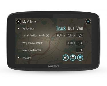TT GO Professional 620 EU navigateur
