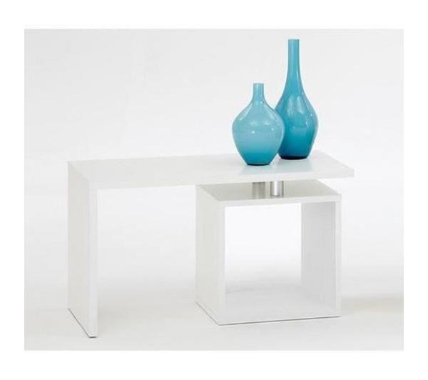 Basse Blanche Noname Table Rangement Klara Avec R5A4L3jq