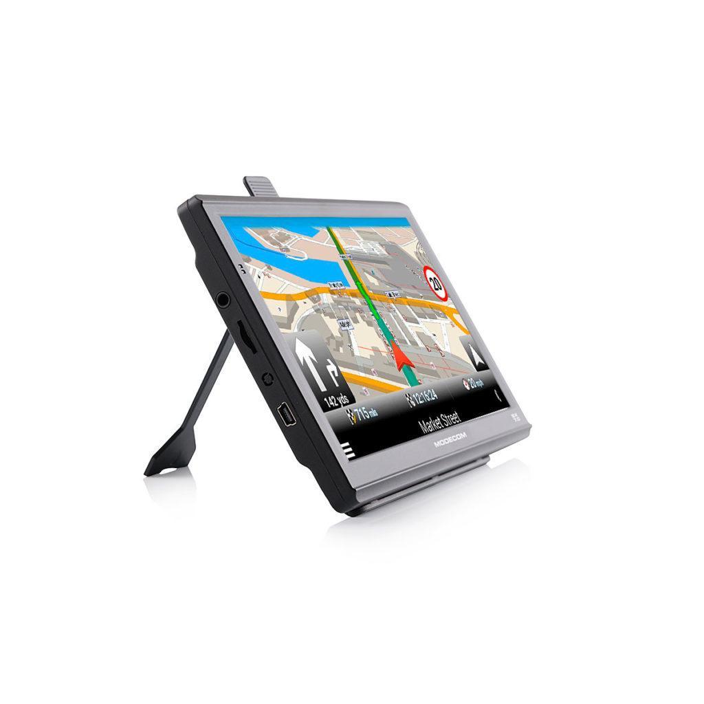 """FreeWAY SX 7.0 navigateur 17,8 cm (7"""") Écran tactile LCD Fixé Noir, Gris 250 g"""