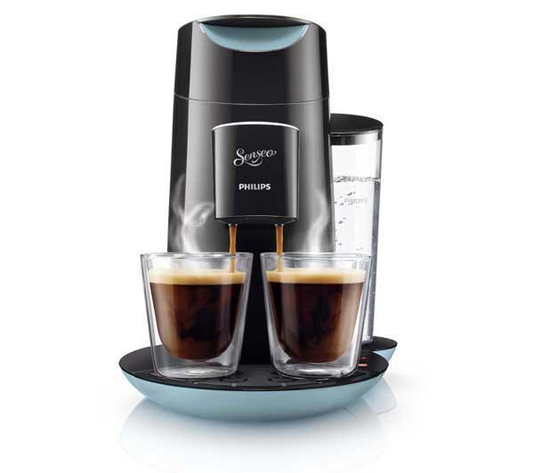 kaffeepadmaschine philips kaffeemaschine senseo twist. Black Bedroom Furniture Sets. Home Design Ideas