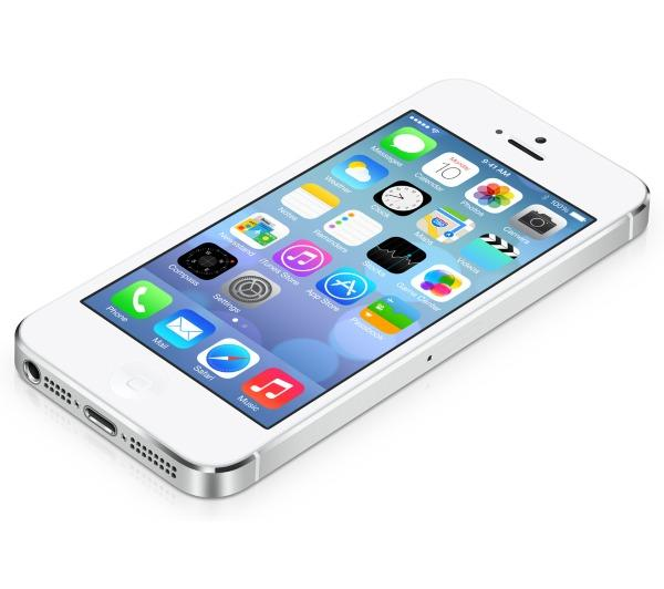Comparer APPLE IPHONE5 BLANC 16GO