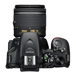 D5600 - Appareil photo numérique + Objectif AF-P DX VR 18-55 mm