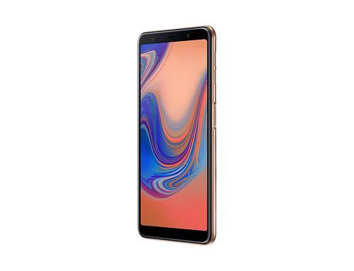 """Galaxy A7 (2018) SM-A750FN 15,2 cm (6"""") 4 Go 64 Go Double SIM 4G Or 3300 mAh"""