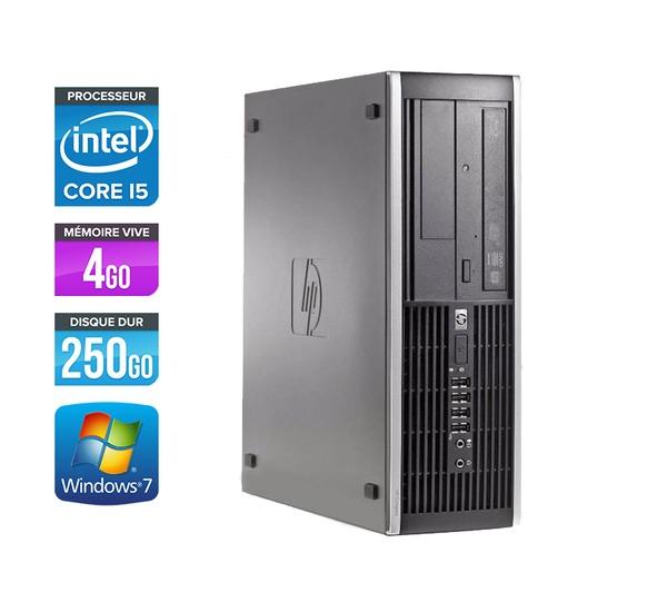 DiHP Elite 8200 - Core i5 / 3.10GHz - 4Go - 250go PC de Bureau