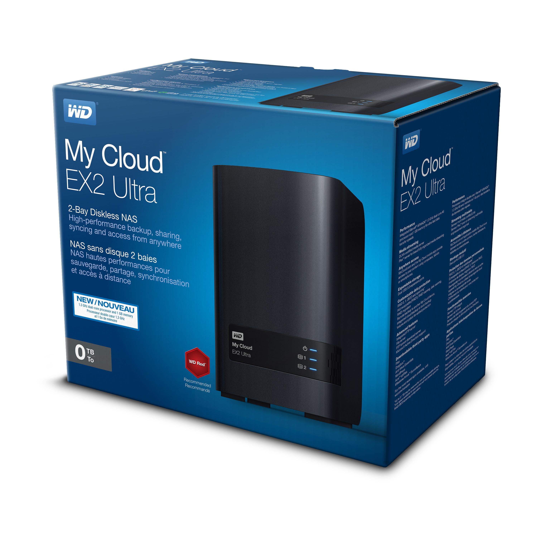WD My Cloud EX2 Ultra...