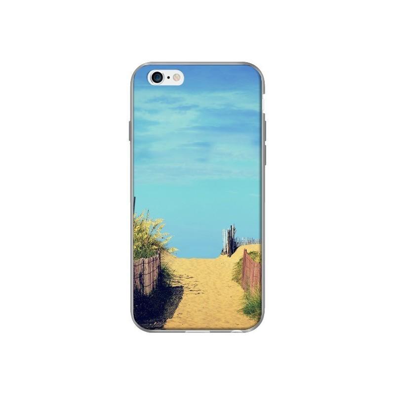 coque iphone 6 beach