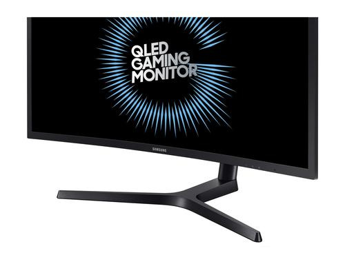 "Curved QLED Gaming moniteur 27"" LC27HG70QQU"