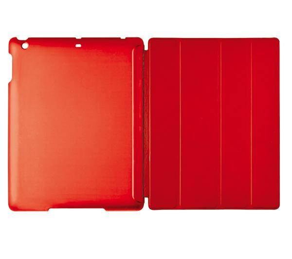 Hoes Smart Case & Stand - rood