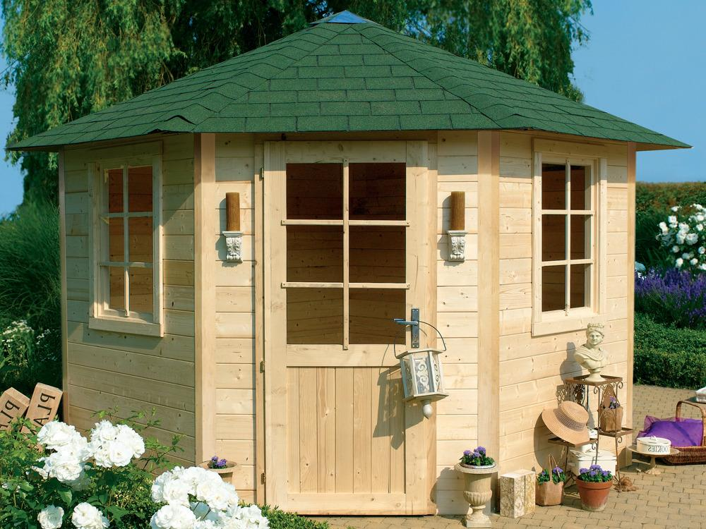 abris de jardin - habitat et jardin - abri jardin bois ''nancy i
