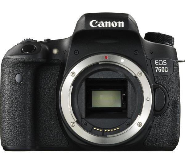 EOS 760D digitale SLR camera body