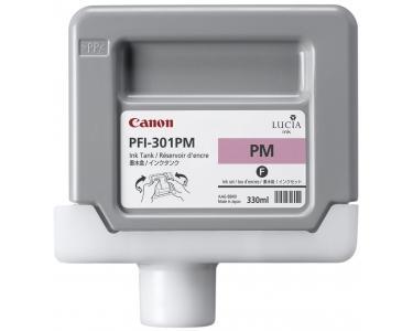 PFI-301PM Pigment Photo Magenta Ink Cartridge Photo Magenta cartouche d'encre