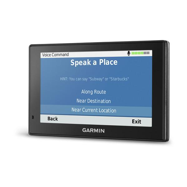 """DriveSmart 51 LMT-S navigateur 12,7 cm (5"""") Écran tactile TFT Fixé Noir 173,7 g"""