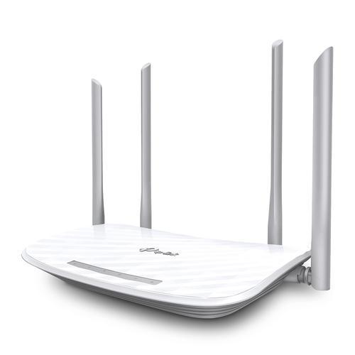 Archer A5 routeur sans fil Bi-bande (2,4 GHz / 5 GHz) Fast Ethernet Blanc