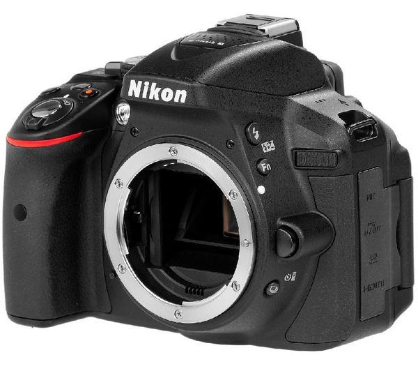 D5300 alleen body - Digitale fotocamera