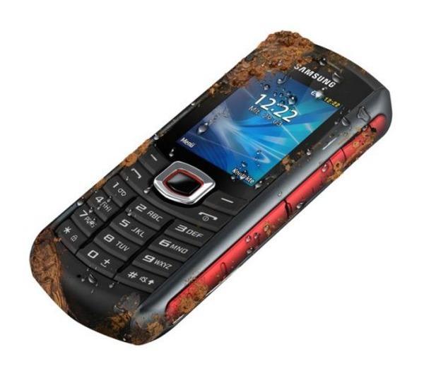Téléphone GSM SAMSUNG B2710 ROUGE